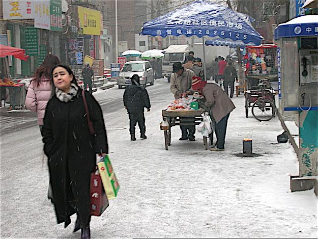 Pix Urumqi street