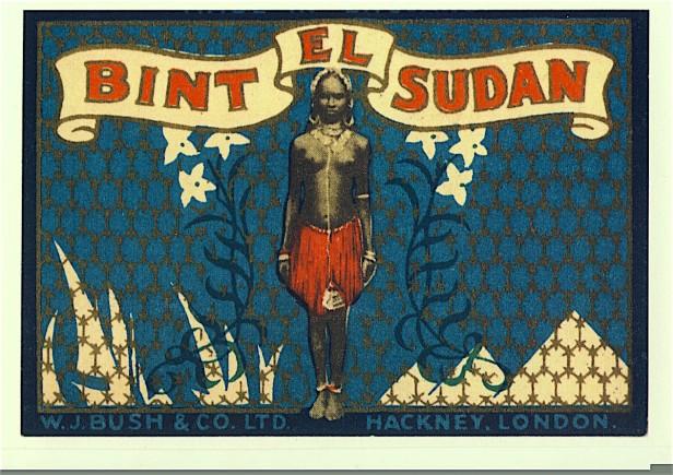 Pix Bint el Sudan label