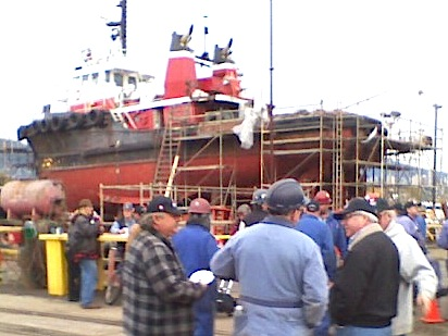 Seaspan workers