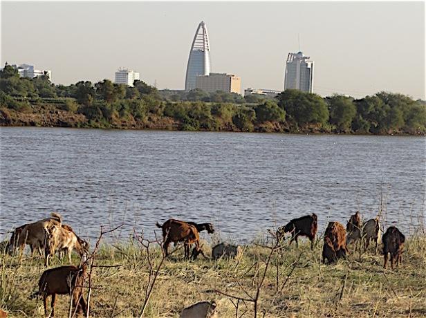 Pix ofPix of Khartoum taken from Omdurman