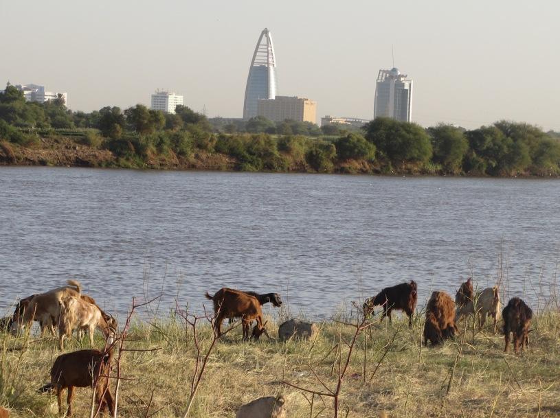 Pix Khartoum from Omdurman