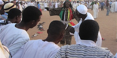 Pix dancers in Omdurman, Sudan