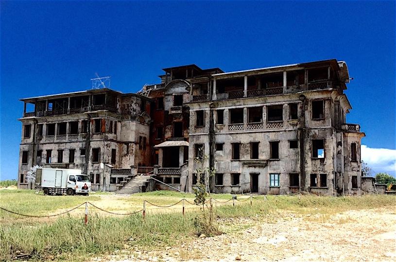 Pix Palace Hotel, Bokor Hill