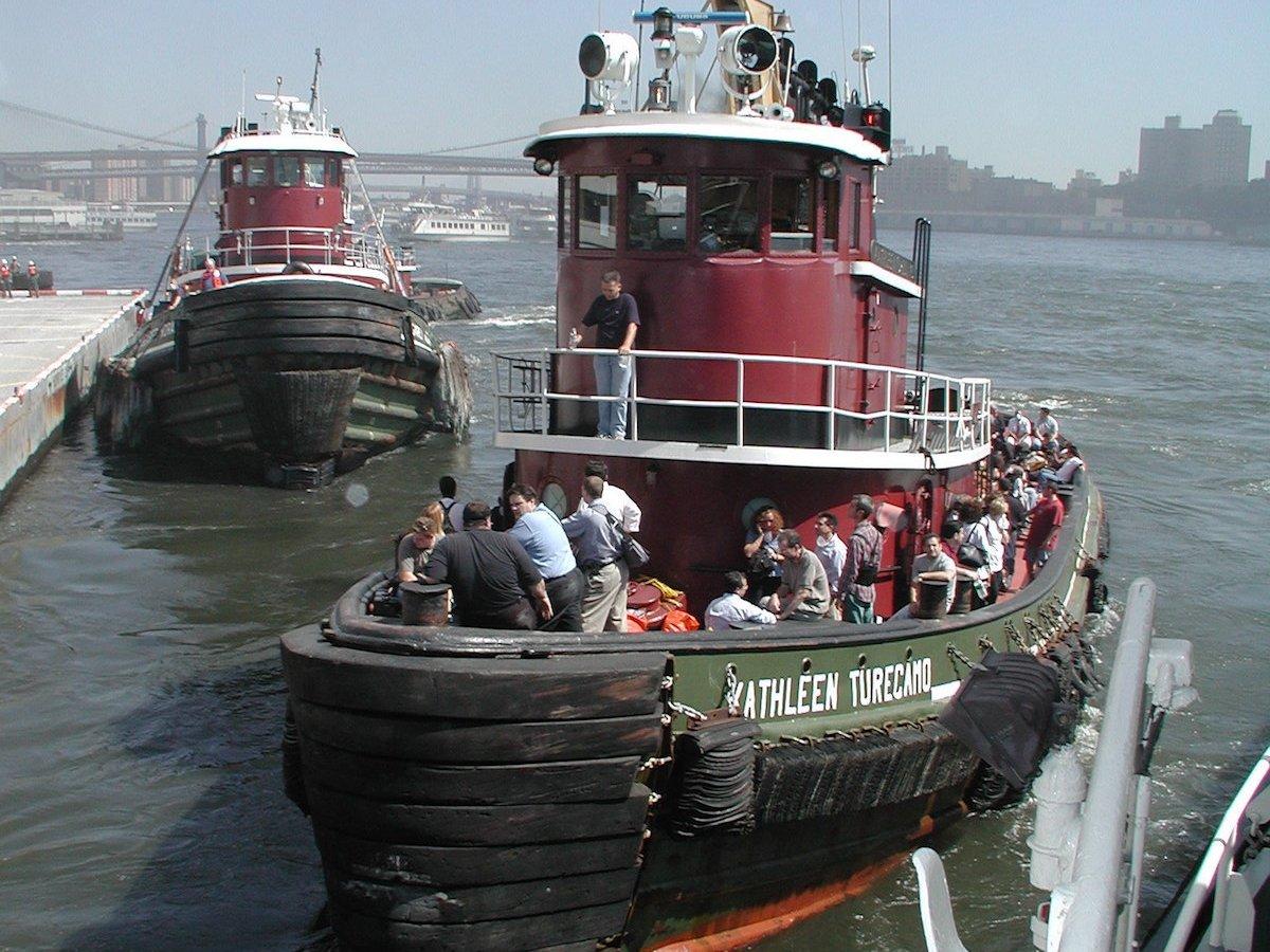Pix tugboat Kathleen Turecamo