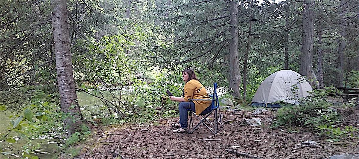 Pix campsite