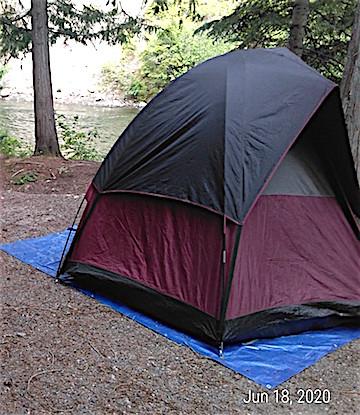 Pix tent