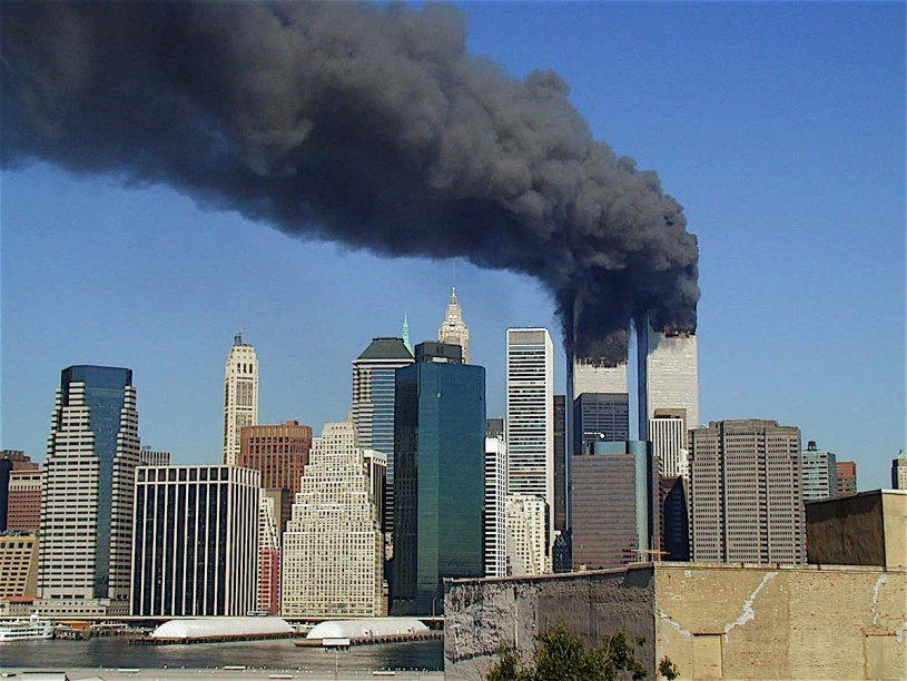 Pix WTC attacks