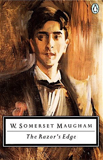 pix book cover Somerset Maugham novel